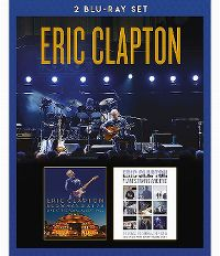 Cover Eric Clapton - Slowhand At 70 - Live At The Royal Albert Hall / Planes, Trains And Eric [DVD]